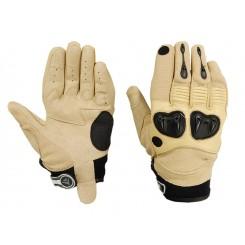 Handsker med knobeskyttelse