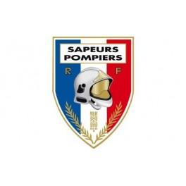 Klistermærke: Sapeurs Pompiers