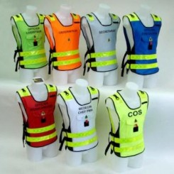 Dimatex vest PADDOCK (gul)