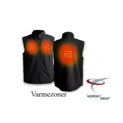 Nordic Heat Vest (elektrisk varme)
