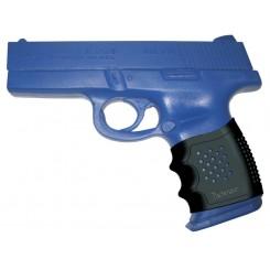 Slip-on grip til pistol