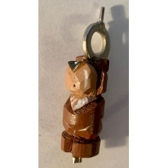 Håndjernsnøgle, bjørn