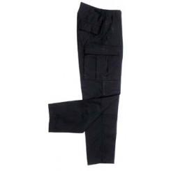 BDU bukser, STR XS, sort