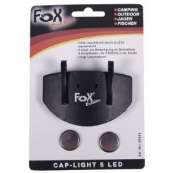 Cap Light 5 LEDs