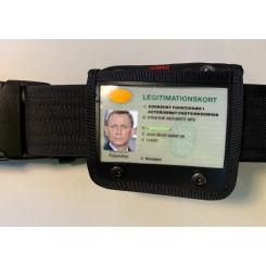 ID Holder til bælte
