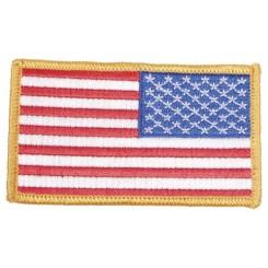 Stofmærke US-Flag skuldermærke