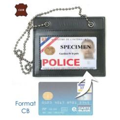 ID holder (creditcard størrelse)
