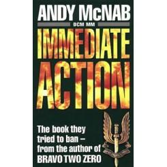 Bog: Immediate Action af Andy McNab
