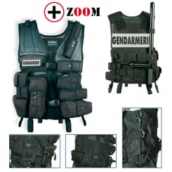 "Taktisk Vest ""Grenade Version"""
